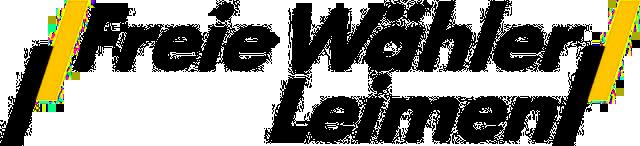 Freie Wähler Leimen Logo