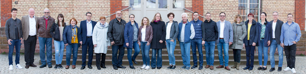 Kandidaten der Freien Wähler Leimen zur Kommunal- und Kreistagswahl 2019